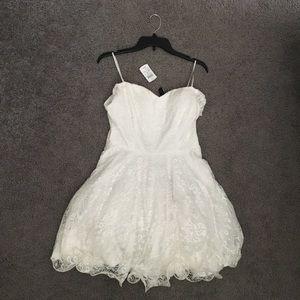 White Windsor Dress